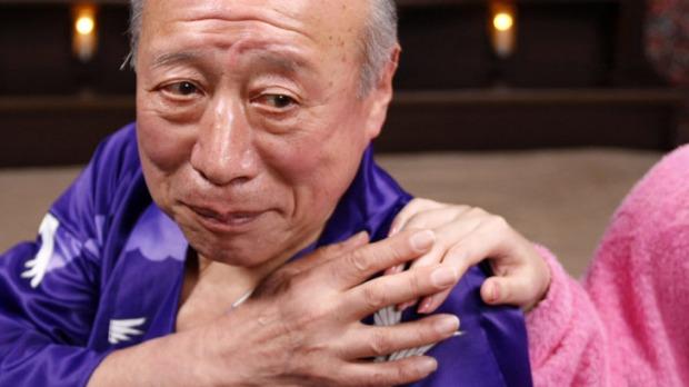 Shigeo Tokuda bintang film porno paling tua di dunia berasal dari jepang