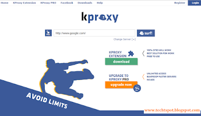 Top 5 Best Free Proxy VPN Sites List 4