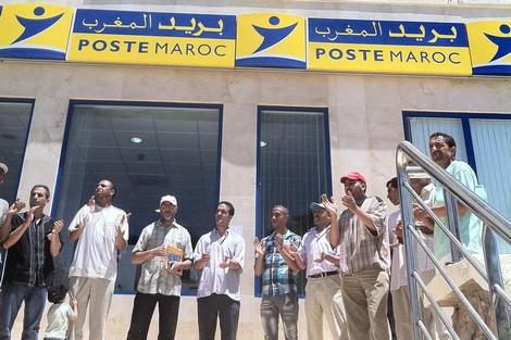 بريد المغرب يرد على إضراب الشغيلة بحرمانهم من المنحة السنوية !
