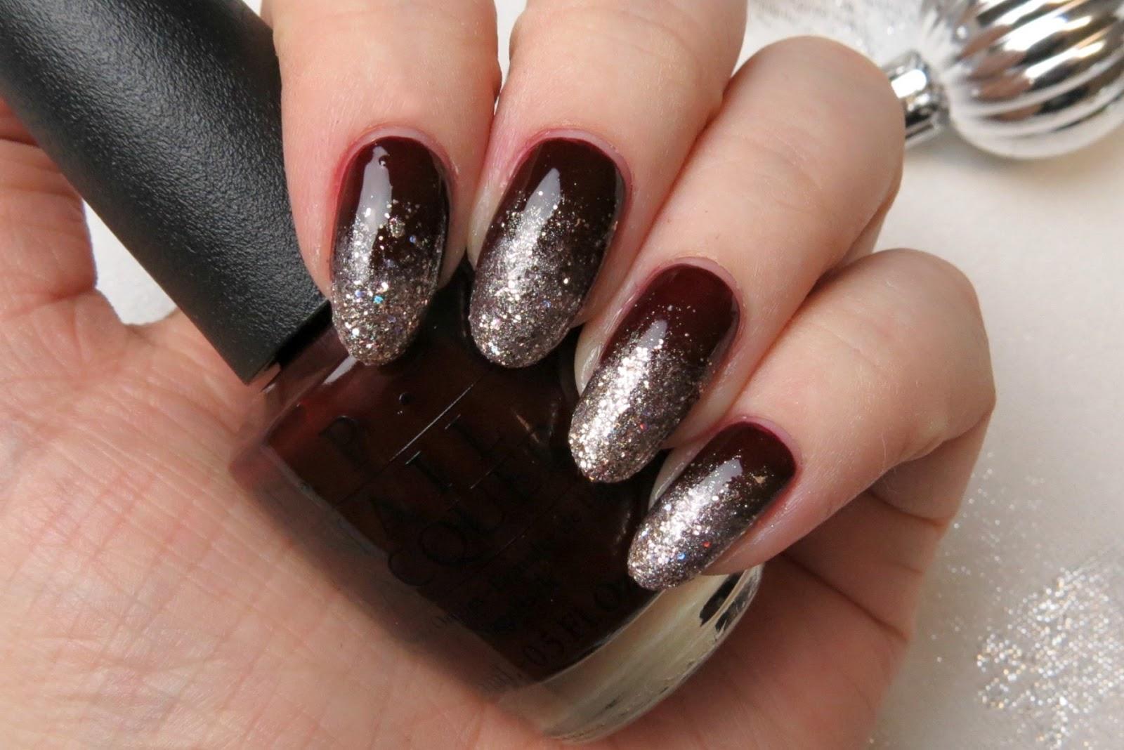 Mani Monday: Glitter Ombre Trick | Kaitlyn Elisabeth Beauty