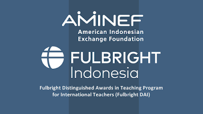 Beasiswa Guru SD/SMP/SMA/Sederajat Fulbright DAI 2021-2022