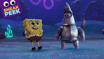 NickALive!: SpongeBob SquarePants | The Legend Of Boo-Kini Bottom ...