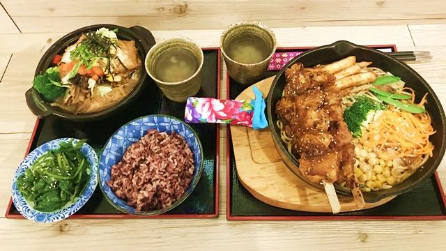 益柔廚房 - 原同善緣素食坊~三峽素食