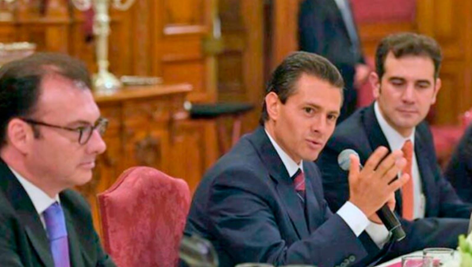 Tras excesivos gastos de campaña de EPN, el INE aseguró que había ningún delito: AMLO