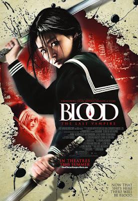 Xem Phim Ma Cà Rồng Cuối Cùng - Blood: The Last Vampire