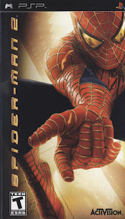 Password Spider-Man 2 PSP PPSSPP