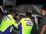 Kecelakaan Maut Bus Intra vs Avanza, Sekeluarga Tewas