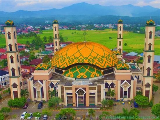 Singgah Ke Masjid August 2017