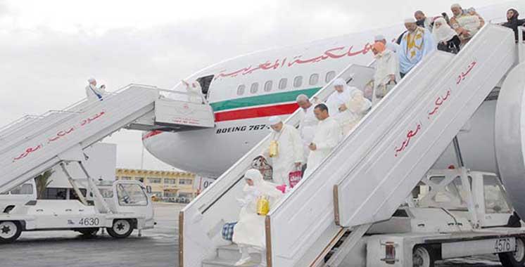 Le Maroc envoie 6777 pèlerins à La Mecque