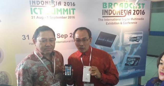 Smartphone terbaru asli indonesia dengan RAM 8GB