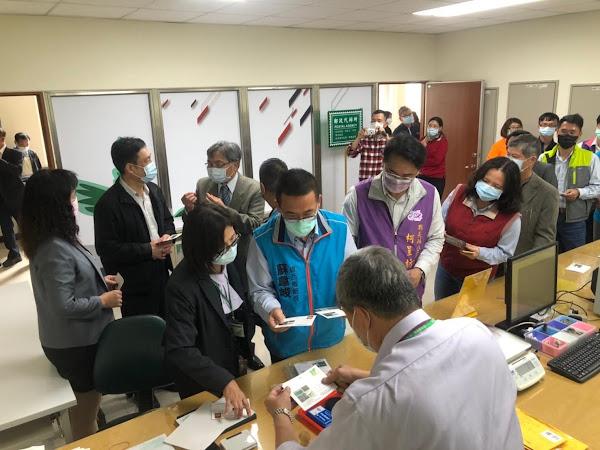 彰濱產業園區線西區郵務服務站開幕 便利園區用郵需求