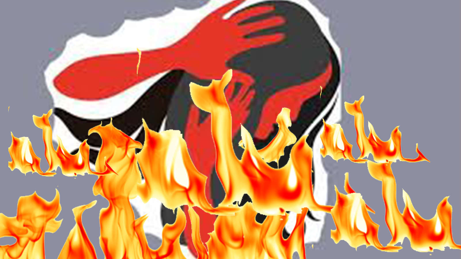 Only three days left for marriage;  The masked men burned the woman with diesel,www.thekeralatimes.com