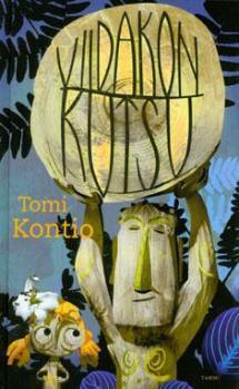 Tomi Kontio - Viidakon kutsu -kirjan kansi