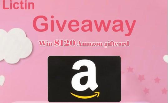 Sorteio de um Gift card Amazon $120