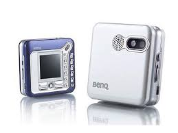 hape aneh BenQ Qube Z2 (ponsel bentuk kubus)