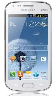 Full Firmware For Device Samsung Galaxy Trend Duos GT-S7562I