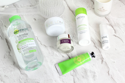 Recent Additions To My Skincare Rountine