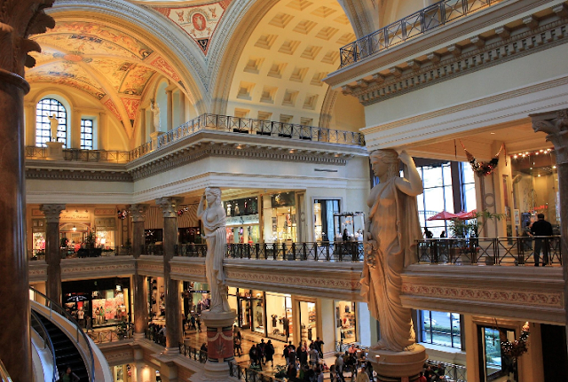 Galerias em Las Vegas
