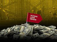 Utang Indonesia Kian Bengkak, 'Korban' Janji Kampanye