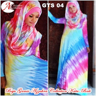 Gambar Baju Pelangi Azzahra Collection