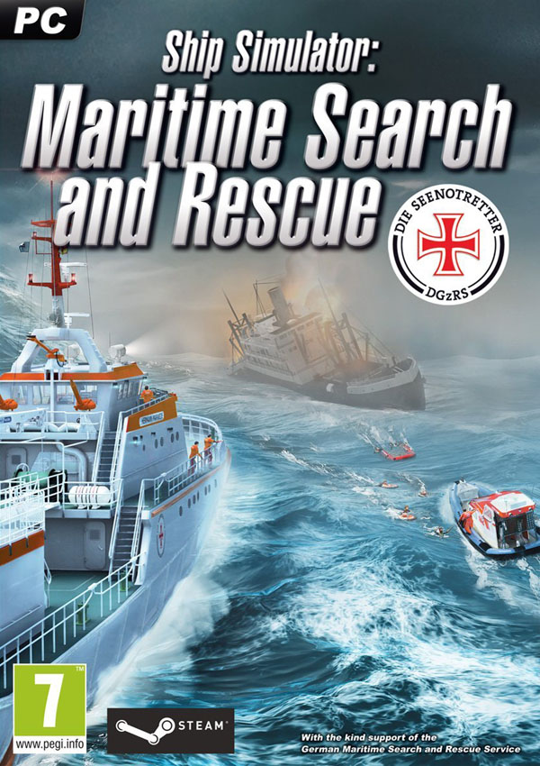 Ship Simulator Maritime Search and Rescue Download Cover Free Game