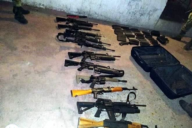 El Cártel de Sinaloa y CJNG están haciendo su desmadrit..o en Colombia con Cárteles dotándolos con armas y financiándolos