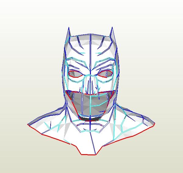 dali lomo how to make batman v superman dawn of justice batman