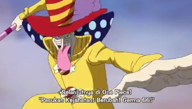 One Piece Episode 839 Subtitle Indonesia