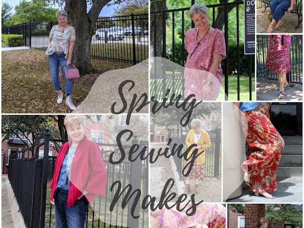 Spring Sewing Makes