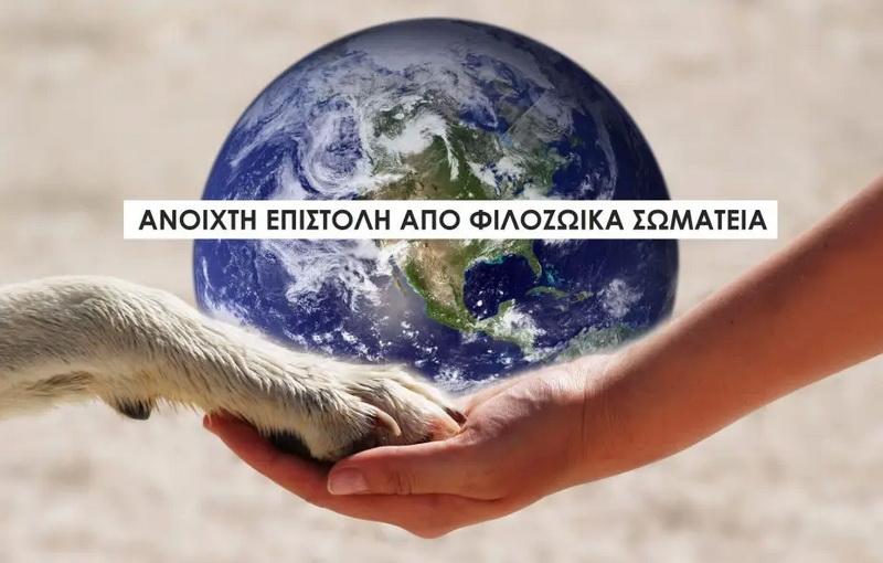 """Η υιοθεσία ζώων δεν είναι """"εμπόριο"""" και οι εθελοντές φιλόζωοι δεν είναι """"λαθρέμποροι"""""""