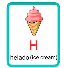 h- alphabet in spanish