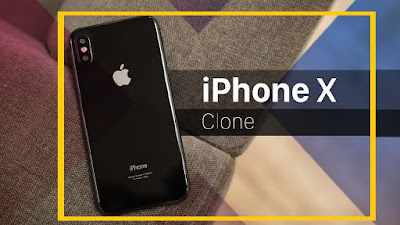 iPhone X Clone Picture