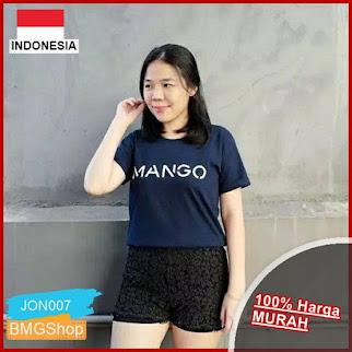 JON07 Baju Mango Kaos Tshirt Tumblr Tee BMGShop