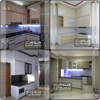 Skema warna kitchen set yang mungkin anda suka