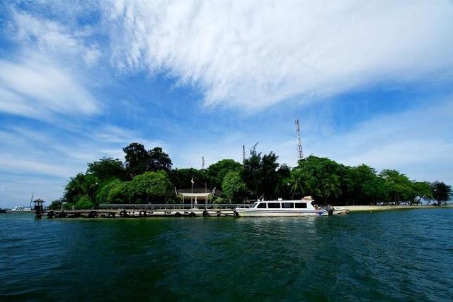 Pulau Bidadari - Kepulauan Seribu