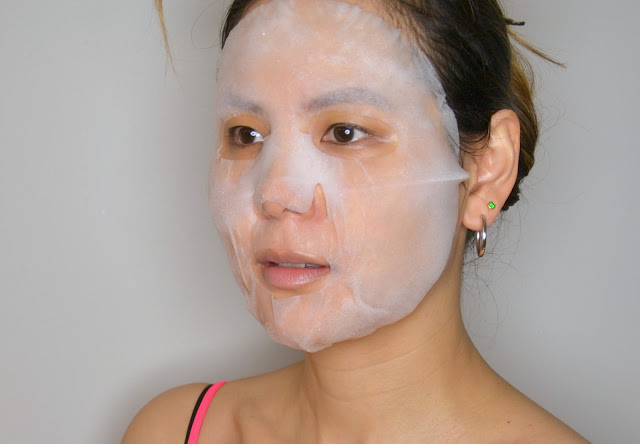 Sephora collection bubble mask selfie
