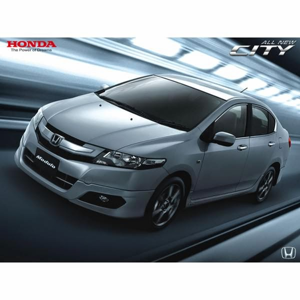Body Kit Honda City Modulo 2009-2011