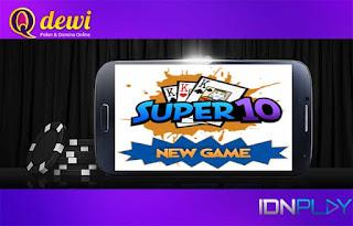 Panduan Bermain Judi Super10 Online Di QDewi