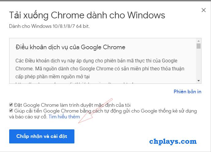 Tải Google Chrome (Offline) tiếng Việt mới nhất cho laptop, máy tính 3