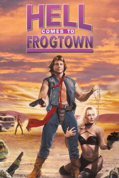 O Inferno Chega a Frogtown Torrent - BluRay 1080p Dual Áudio