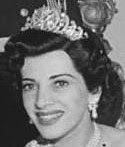 diamond tiara iran princess shams pahlavi