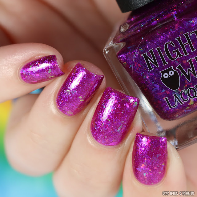 Night Owl Lacquer-Colors Are Everything