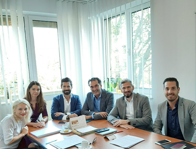 Portuguesa EAD abre filial na Roménia