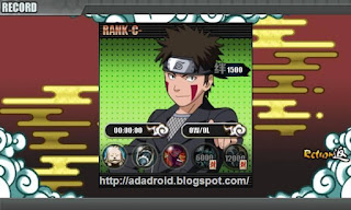 Download Naruto Senki v1.17 First 3 Apk