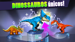 Dino Factory apk mod