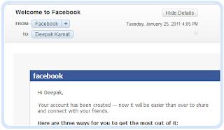 find a date on facebook
