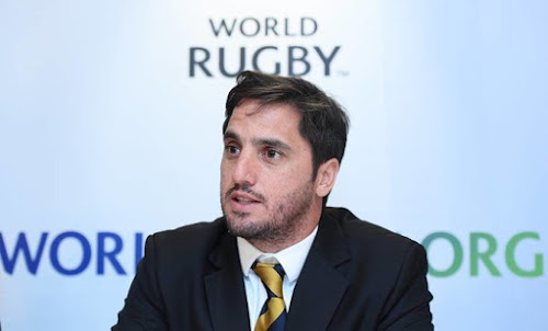 Pichot dejará World Rugby y Américas Rugby