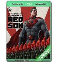 SUPERMAN: RED SON (2020) WEB-DL 1080P HD MKV ESPAÑOL LATINO