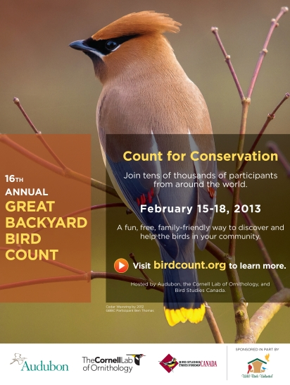 Wild Birds Unlimited: Everyone can participate in the ...