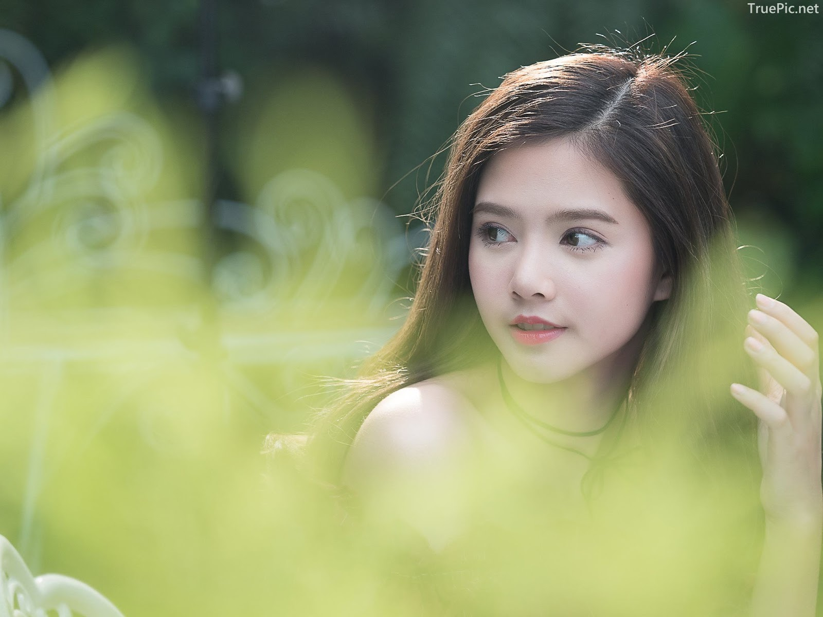 Thailand pretty girl Aintoaon Nantawong – The most beautiful flower in the garden - Picture 8
